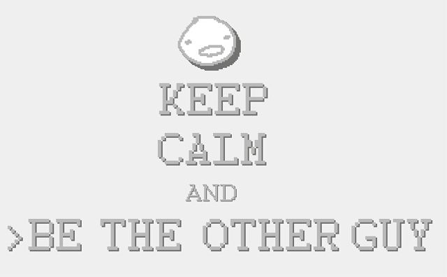 mspa homestuck keep calm