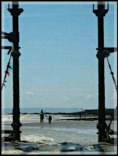 photography beach people