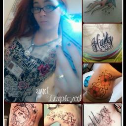 tattooed employed cna