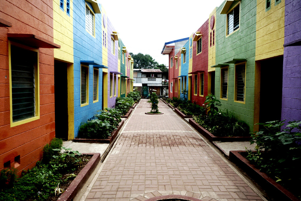 New Homes, Manila Housing Project