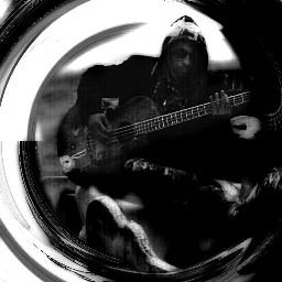photography black & white people work photostory music