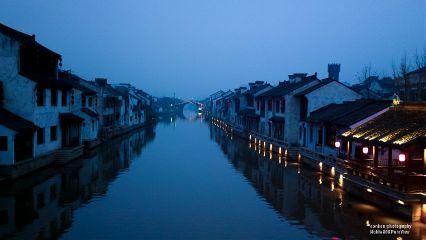 river night china