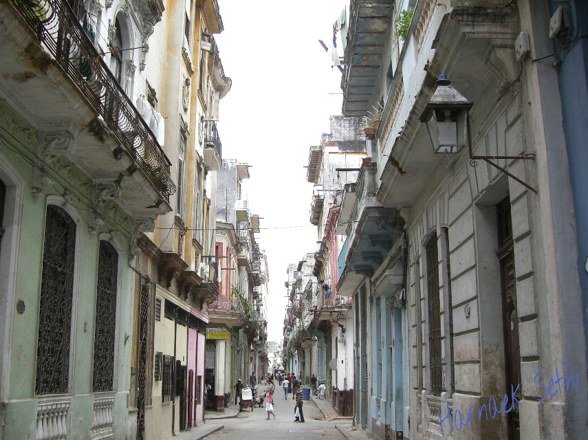 Cuba Streets 2012