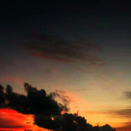 photography hdr night nature sepia photo sunset cloudsporn skyporn