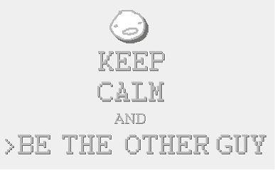 mspa homestuck keep calm